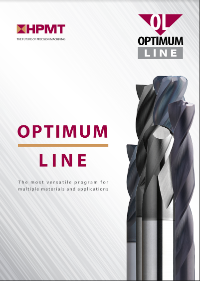 Optimum Line - The most versatile program for multiple materials and application
